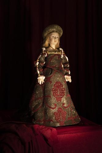 Miniature, Sala dell'Angelo, Rinascimento Sabbionetano, Sabbioneta